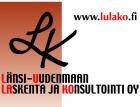 Länsi-Uudenmaan Laskenta ja Konsultointi Oy Logo